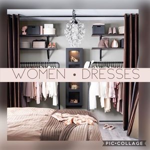 WOMEN • dresses